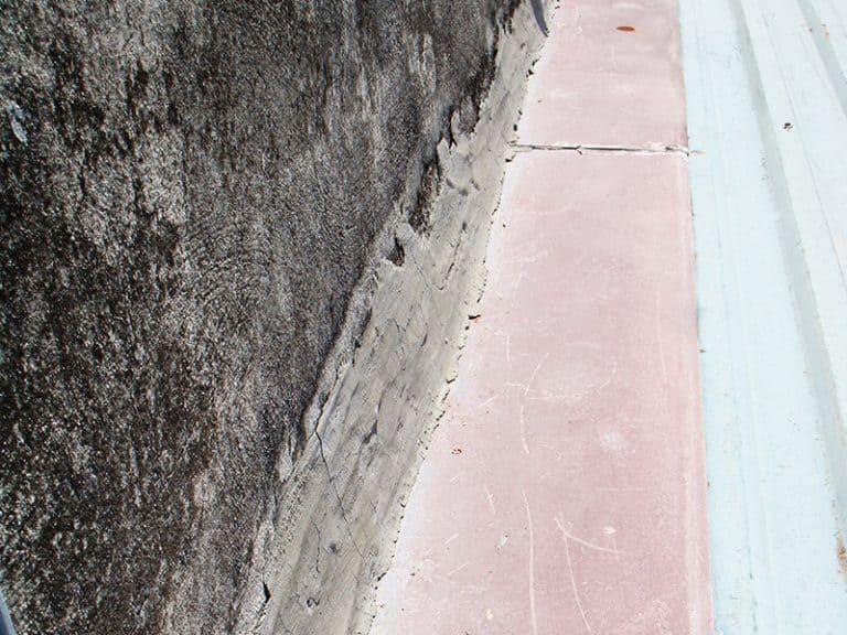 Metal roofing leaking